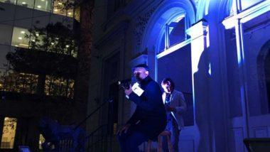 Indian Poet-Diplomat Abhay K Pays Homage to Chilean Poets at Santiago