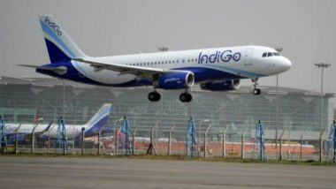 Hyderabad-Gorakhpur IndiGo Airbus A320 Makes Emergency Landing at Varanasi Airport Due to Technical Glitch