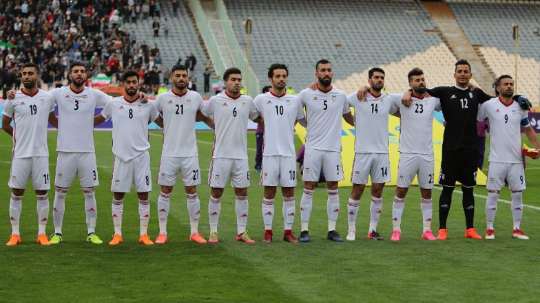 Iran Squad for 2018 FIFA World Cup in Russia: Team Melli's Lineup, Team Details, Road to Qualification & Players to Watch Out for in Football WC
