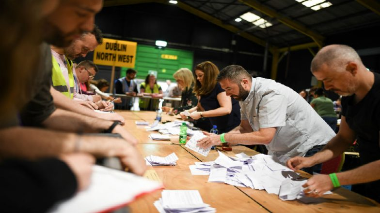 Ireland's Abortion Referendum: Pro-Life Campaign Concedes Defeat to Yes Vote