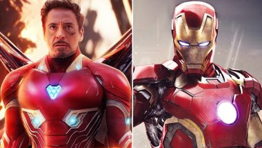 Iron Man Suit Stolen: Robert Dawney Jr.'s Original Costume Report Missing From Prop Storage Warehouse
