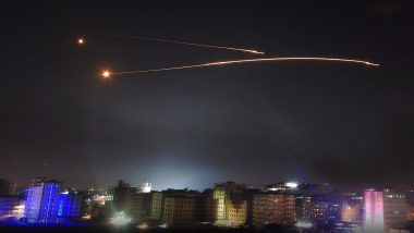 Israeli Warplanes Attacked Damascus from Lebanese Airspace, Says Syria