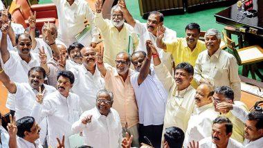 HD Kumaraswamy May Keep Finance, G Parameshwara to by Deputy CM; Likely List of Karnataka Cabinet Ministers Under JD(S)-Congress Government