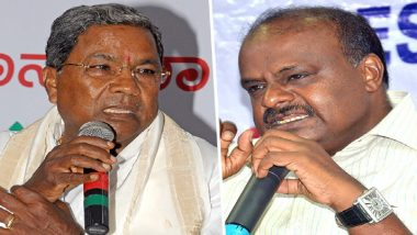 Karnataka CM HD Kumaraswamy Gives Ultimatum After More Cracks Appear in Congress-JDS Alliance, Says 'Ready to Resign'