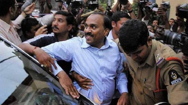Mining Baron G Janardhana Reddy Appears For Questioning at Bengaluru Crime Branch Office