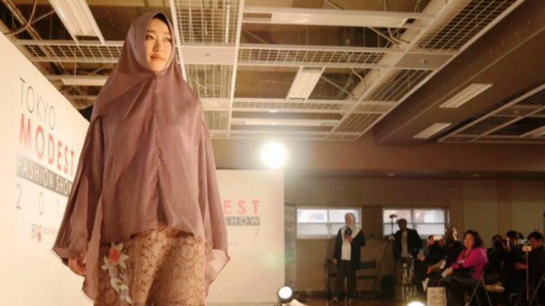 Japan Promotes Fashion, Food Depicting Islamic Culture