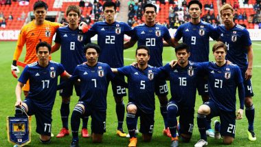 Japan Squad for 2018 FIFA World Cup in Russia: Samurai Blue's Lineup, Team Details, Road to Qualification & Players to Watch Out for in Football WC