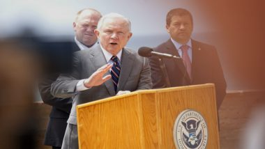 Parents, Children will be Separated if they Cross US Border Illegally: Jeff Sessions