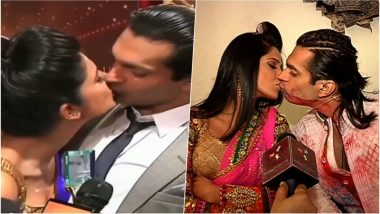 Jennifer Winget Kissing Karan Singh Grover in Old Videos Go Viral: Bepannah Actress Won't Be Pleased of Lip-locking Scenes with Ex-Husband Make Buzz!