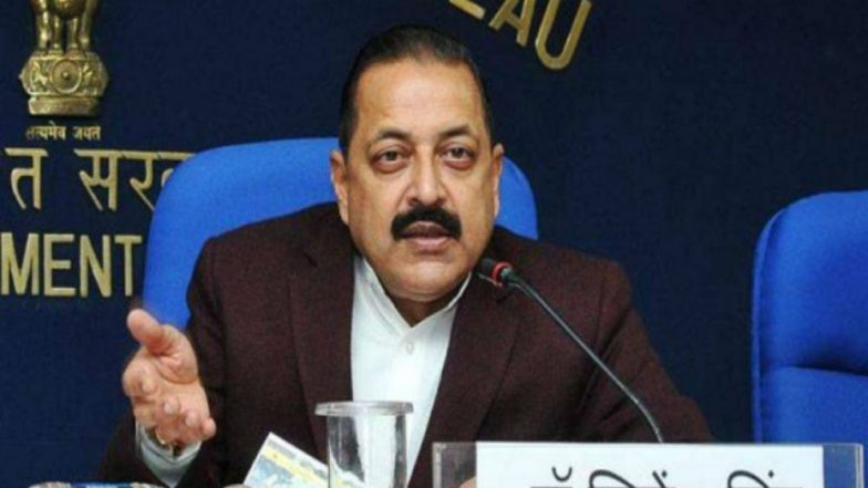 Parties Advocating Ceasefire Playing Politics over Ramzan: Jitendra Singh