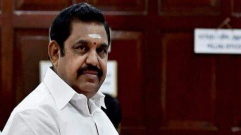 Madras High Court Orders CBI Probe Into TN CM Edappadi Palaniswami's Alleged Corruption