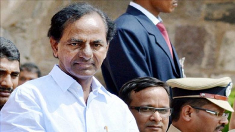 Telangana CM K Chandrasekhar Rao Announces Rs 25 Lakh to Kin of Pulwama Attack Victims