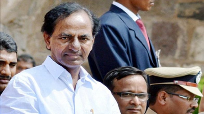 Telangana Assembly Elections: Congress Seeks Probe on K Chandrasekhar Rao's Delhi Visit