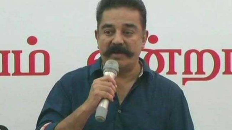 Kamal Haasan, Vijay Television to Donate Rs 25 Lakh to Flood-Wrecked Kerala