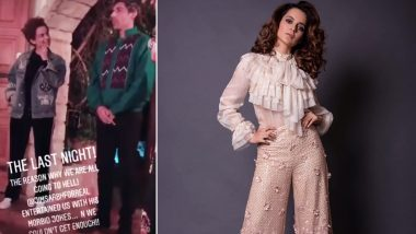 Kangana Ranaut and Jim Sarbh's Rape 'Joke' at Cannes 2018 Leaves Twitter Fuming; Padmaavat Actor Gives Clarification