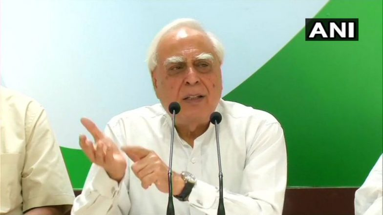 BJP Government Being Called Lynch-pujari: Kapil Sibal