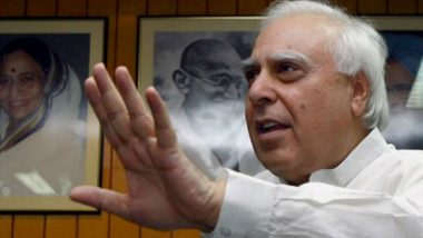 1984 Anti-Sikh Riot Case: Neither Sajjan Kumar Was Given Ticket, nor He Holds Any Office, Says Congress Leader Kapil Sibal
