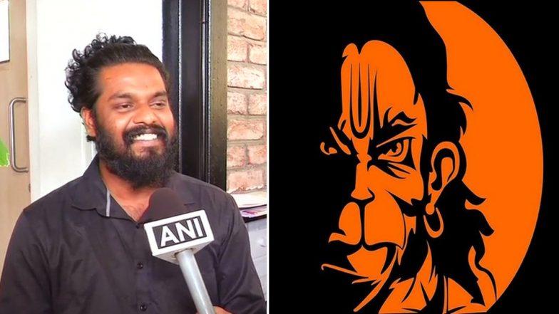 Portrait of Angry Hanuman & PM Modi goes viral