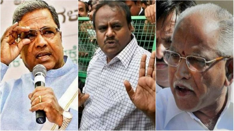 Karnataka Elections 2018: Siddaramaiah vs BS Yeddyurappa vs HD Kumaraswamy – Profiles of The 3 CM Candidates in Fray