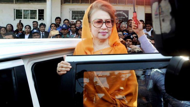 Bdesh SC grants bail to ex-PM Khaleda Zia in graft case