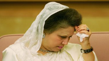 Former Bangladesh Prime Minister Khaleda Zia Sentenced to 7 Years in Corruption Case