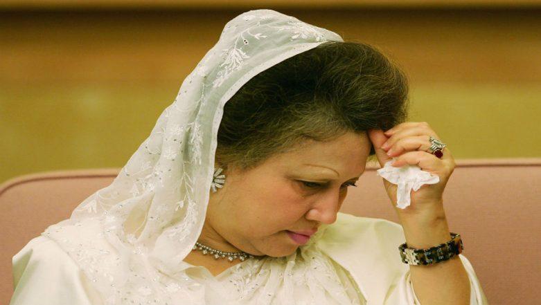 Former Bangladesh PM Khaleda Zia Seeks Stay on 10-Year Jail Sentence in Orphanage Graft Case