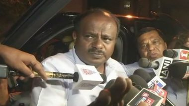 H D Kumaraswamy to Present Maiden Karnataka Budget on Thursday