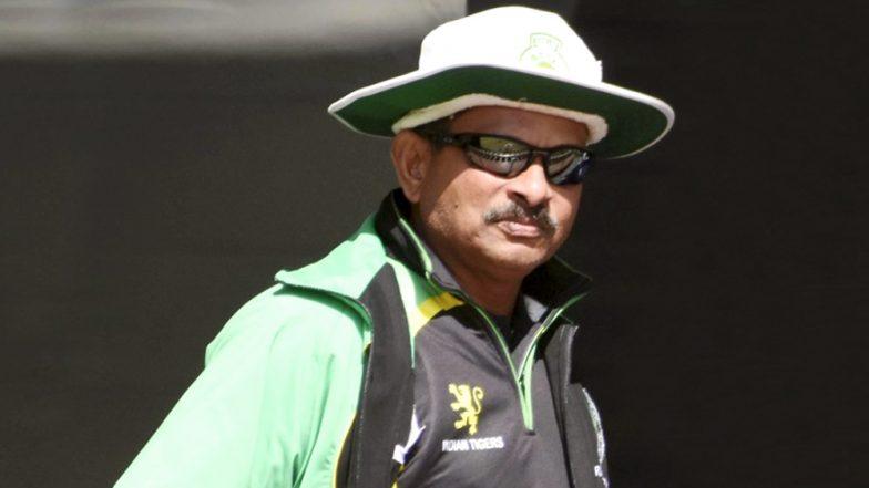 Lalchand Rajput named interim head coach of Zimbabwe