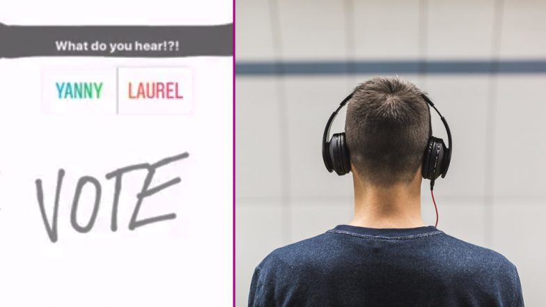 Laurel or Yanny? Audio has internet in a spin