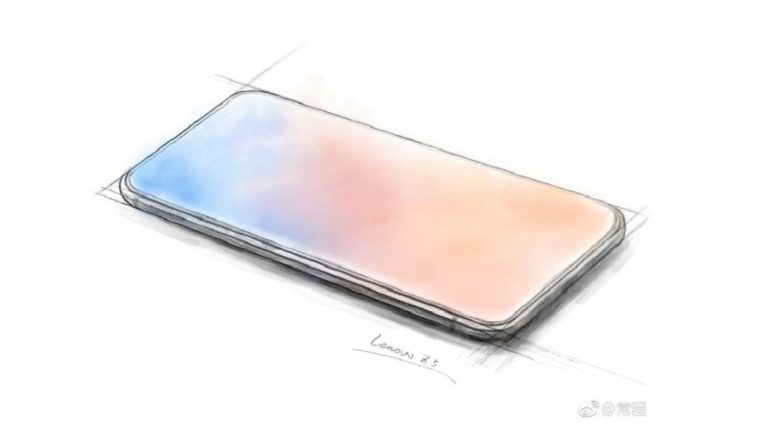 Lenovo Z5 Flagship Smartphone Teased Ahead of June 14 Launch; To Sport Highest Screen-to-Body Ratio