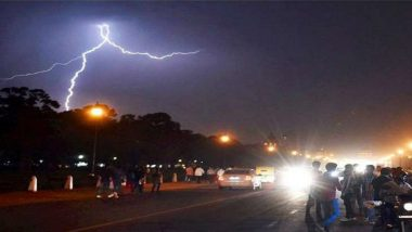 Mumbai Rains: Kin of Uttan Fisherman, Killed in Lightning Strike, Get Rs 4 Lakh Compensation