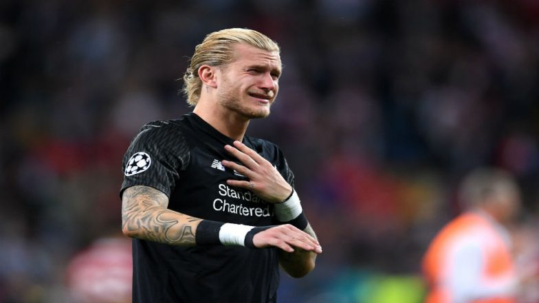 Death Threats to Liverpool Goalkeeper Loris Karius After Champion's League Final Blunder