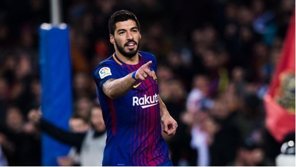 Barcelona Striker Luis Suarez wants to come to Major League Soccer, Says Nico Lodeiro