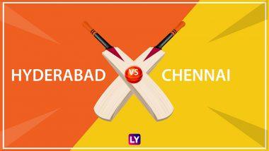 IPL Playoffs 2018 Live Streaming, SRH vs CSK (Qualifier 1): Get Live Cricket Score, Watch Free Telecast of Sunrisers Hyderabad vs Chennai Super Kings on TV & Online