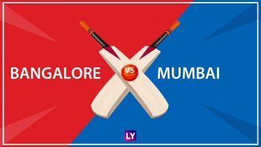 IPL 2018 Live Streaming, RCB vs MI: Get Live Cricket Score, Watch Free Telecast of Royal Challengers Bangalore vs Mumbai Indians on TV & Online