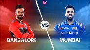 RCB vs MI Highlights IPL 2020: Royal Challengers Bangalore Win Super Over After Tied Match