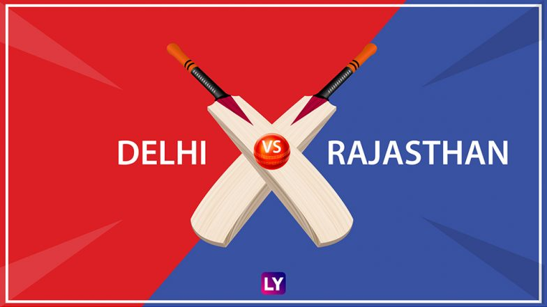 Live Scorecard For IPL T20 DD Vs RR