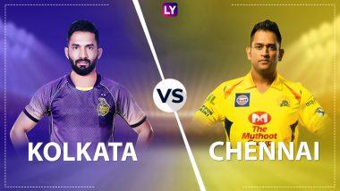 KKR vs CSK Highlights IPL 2018: Kolkata Knight Riders Beat Chennai Super Kings By 6 Wickets!