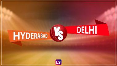 SRH vs DD, IPL 2018 Match Preview: SunRisers Hyderabad Eyeing to Cement Play-off Berth against Delhi Daredevils