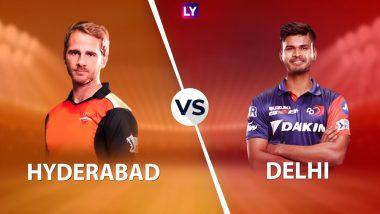 SRH vs DD Highlights: Sunrisers Hyderabad win by 7 Wickets