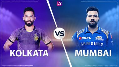KKR 146/9 in 20 Overs (Target 196) | KKR vs MI Live Score Updates IPL 2020: Rohit Sharma, Jasprit Bumrah Shine as MI Win by 49 Runs