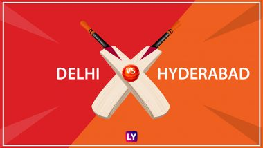 IPL 2018 Live Streaming, DD vs SRH: Get Live Cricket Score, Watch Free Telecast of Delhi Daredevils vs SunRisers Hyderabad on TV & Online
