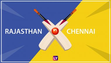 IPL 2018 Live Streaming, RR vs CSK: Get Live Cricket Score, Watch Free Telecast of Rajasthan Royals vs Chennai Super Kings on TV & Online