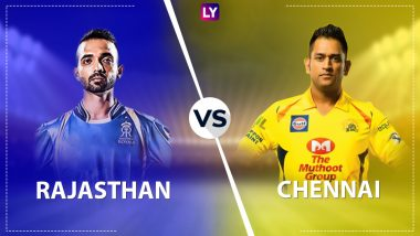 RR vs CSK Highlights IPL 2018: Rajasthan Royals Defeat Chennai Super Kings by 4 Wickets