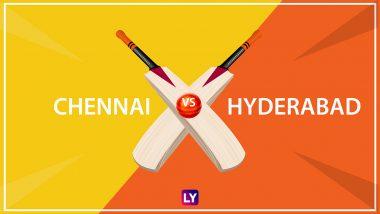 IPL 2018 Finals Live Streaming, CSK vs SRH: Get Live Cricket Score, Watch Free Telecast of Chennai Super Kings vs SunRisers Hyderabad on TV & Online