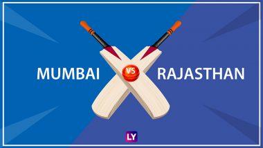 MI vs RR LIVE Streaming IPL 2018: Get Live Cricket Score, Watch Free Telecast of Mumbai Indians vs Rajasthan Royals on TV & Online