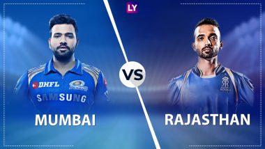 MI vs RR Highlights IPL 2018: Rajasthan Royals win by 7 Wickets