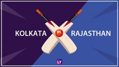 IPL Playoffs 2018 Live Streaming, KKR vs RR (Eliminator): Get Live Cricket Score, Watch Free Telecast of Kolkata Knight Riders vs Rajasthan Royals on TV & Online