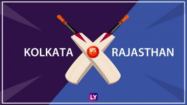 KKR vs RR LIVE Streaming IPL 2018: Get Live Cricket Score, Watch Free Telecast of Kolkata Knight Riders vs Rajasthan Royals on TV & Online