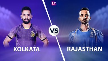 KKR vs RR Highlights: Kolkata Knight Riders win by 6 Wickets